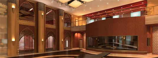 MULTI-MEDIA STUDIOS FOR SOUT AL KHALEEJ